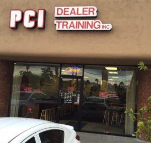 PCI Delaer School Las Vegas